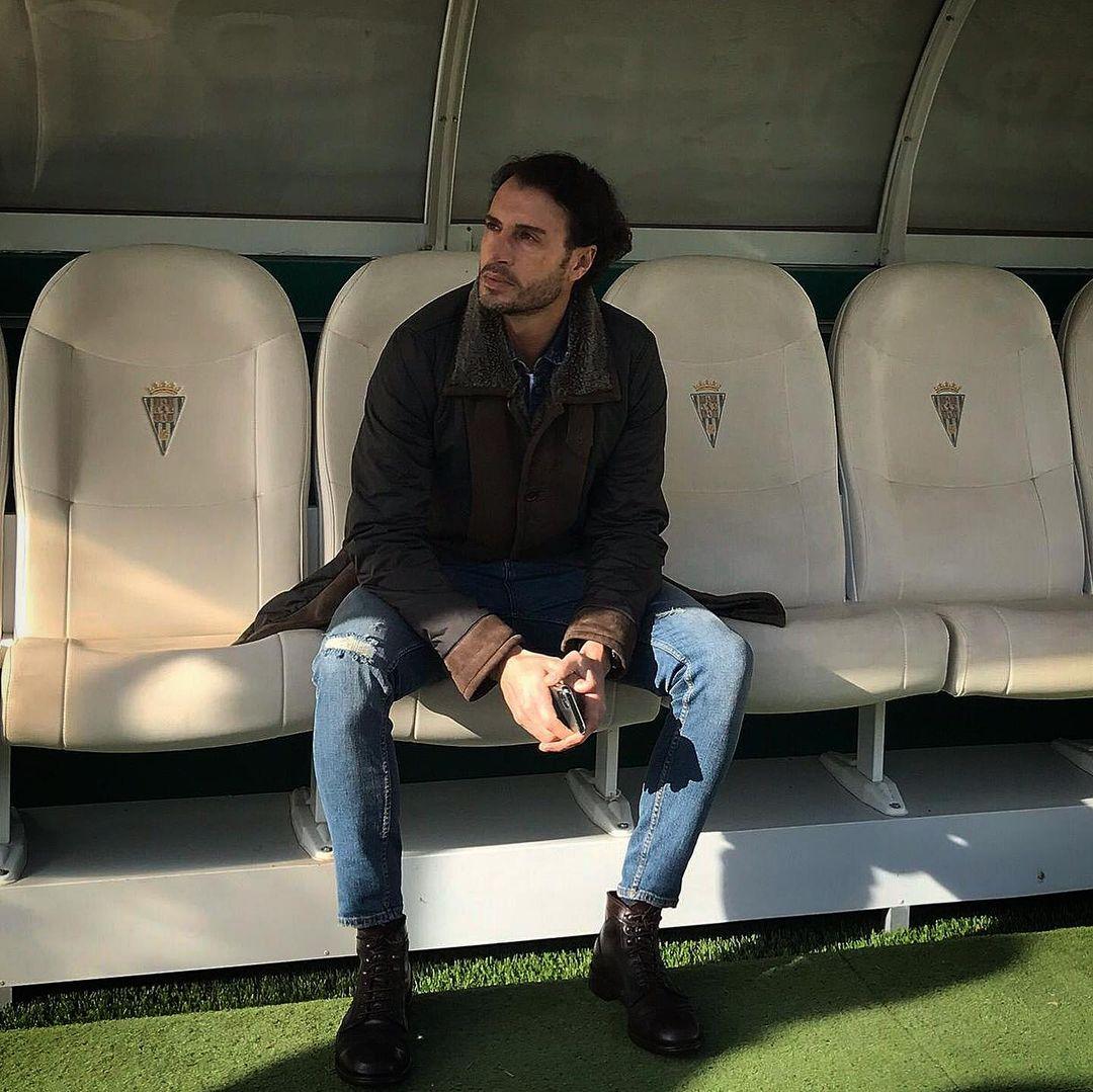 """""""Mi profesión frustrada es el fútbol, me habría gustado ser futbolista"""""""