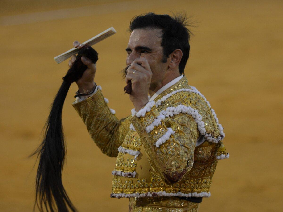 Sergio Serrano, otro torero que presenta credenciales