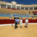 Concluyen las obras en la plaza de toros de Marbella