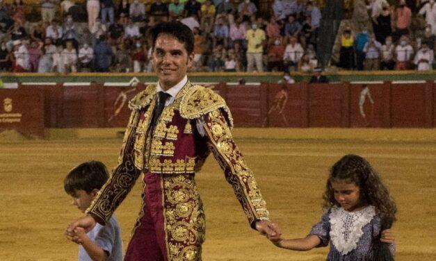 Soñada reaparición de Salvador Vega en Estepona