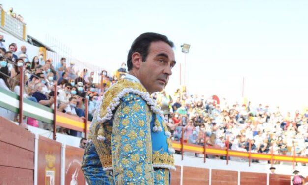 Enrique Ponce, listo para volver en Fuengirola