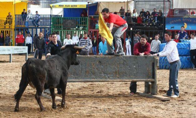 Los ganaderos de bravo valencianos salen a la calle