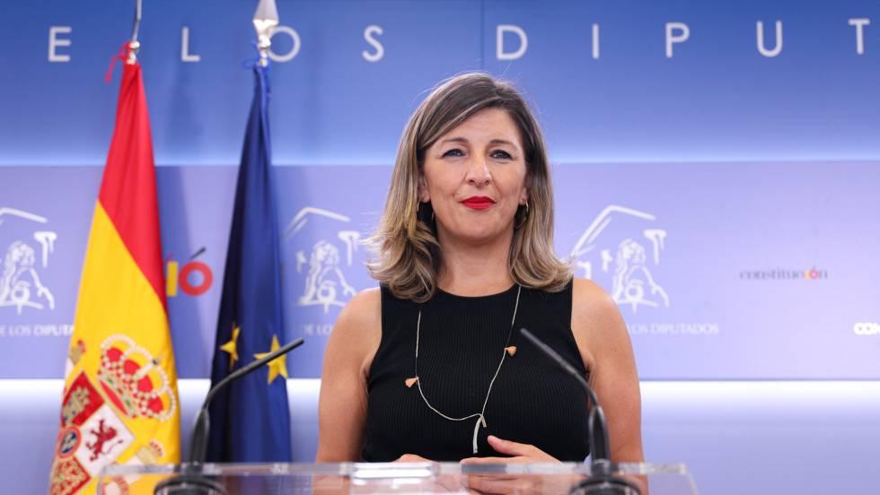 """Yolanda Díaz a los banderilleros: """"No hay motivos ideológicos, seréis atendidos y no dejaremos a nadie atrás"""""""