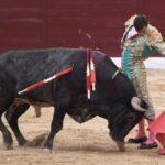 Miguel Tendero, única oreja en la miurada de Almoguera