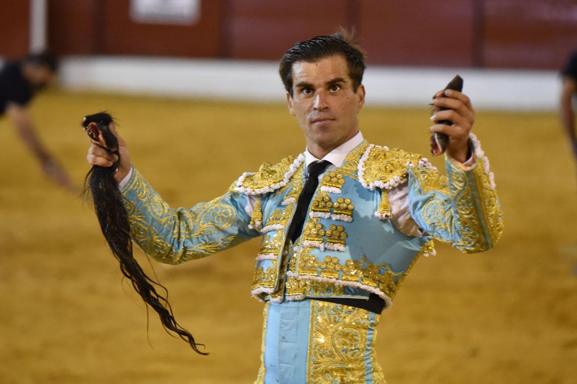 Pinar, declarado triunfador de la corrida de Villanueva del Arzobispo