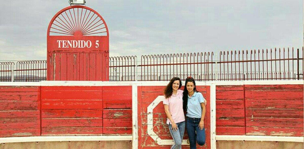 Las hermanas Azcona, con fecha y cartel para su debut en corrida de toros