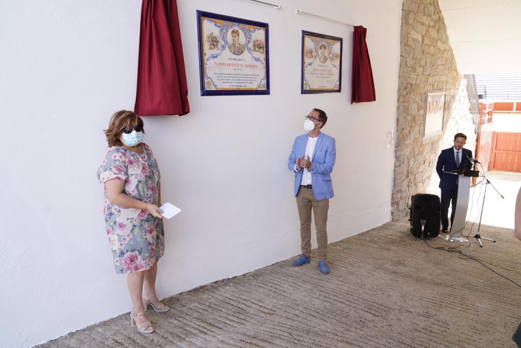 Pozoblanco homenajea a Sánchez Mejías y El Cordobés