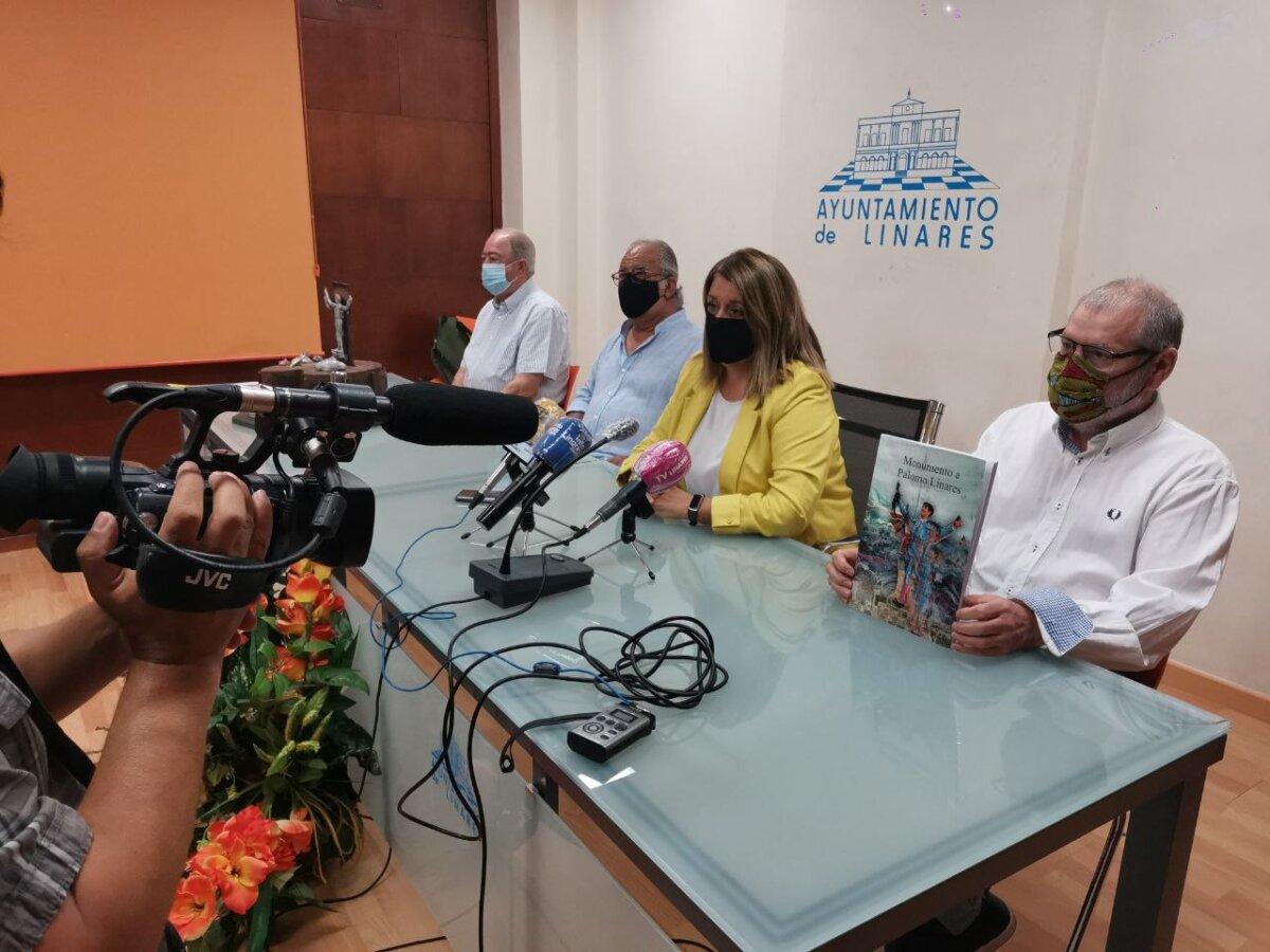 Linares rendirá tributo a Palomo con un monumento a tamaño real
