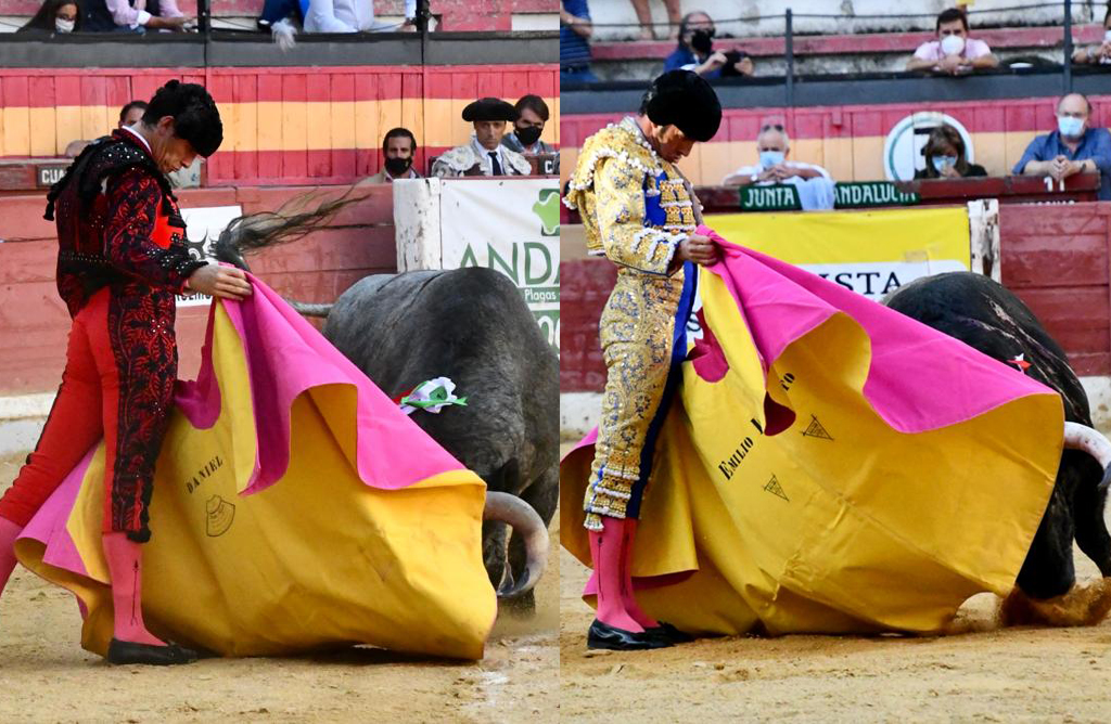 Luque y De Justo, dos toreros en sazón, broche de oro en Jaén