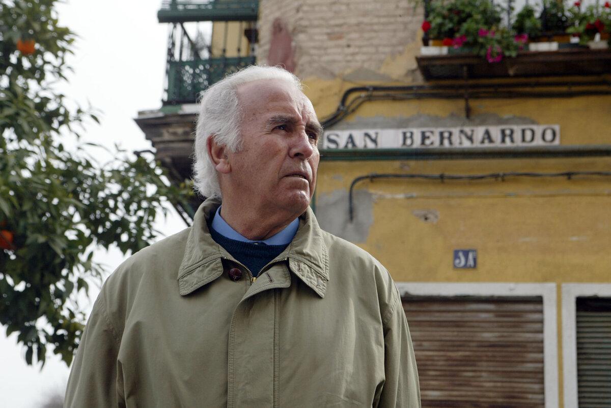 Muere Tito de San Bernardo a los 91 años