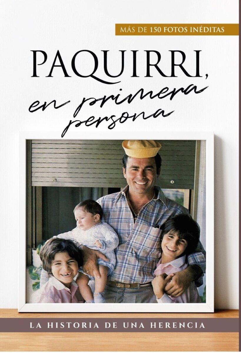 Nuevo libro sobre la vida de Paquirri