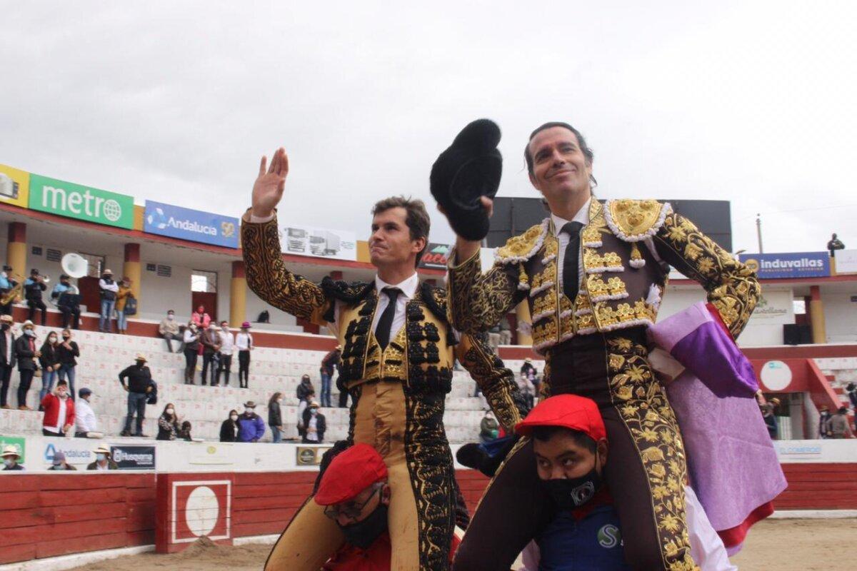 Oficio y clasicismo de Uceda y Luque en Latacunga