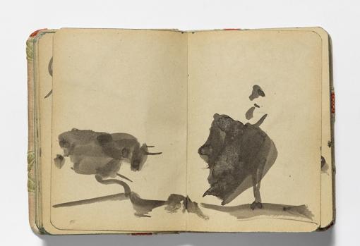Picasso lleva la tauromaquia a Barcelona
