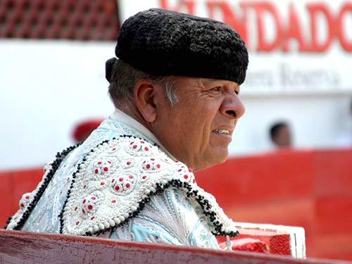 Muere el puntillero mexicano Pepe Luna