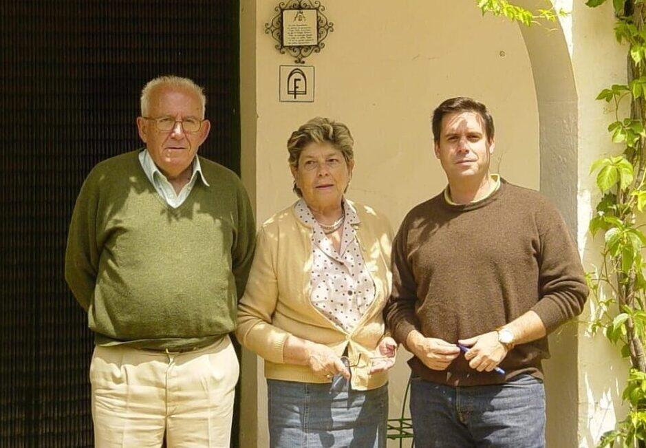 Fallece Carmen Leguina, ganadera de Eugenio Frías