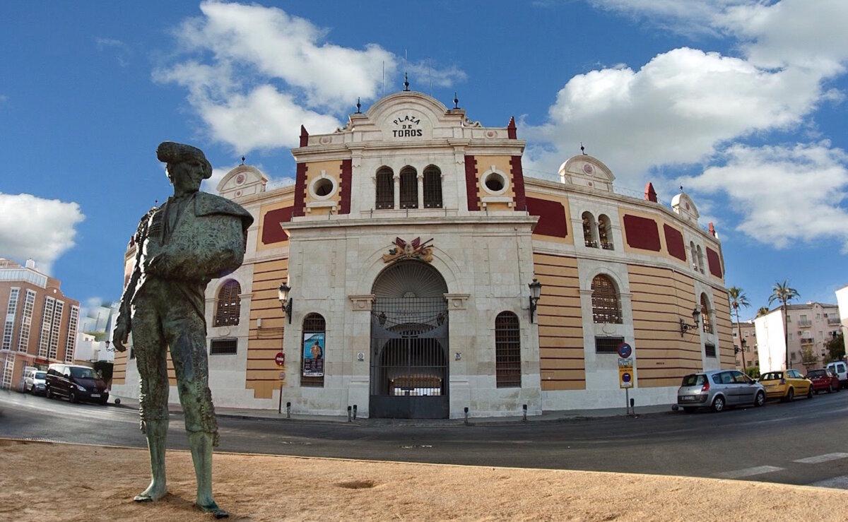 La plaza de toros de Almería, declarada Bien de Interés Cultural