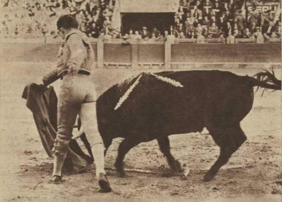 """Fallece el matador de toros Manuel Bravo """"Relámpago"""""""