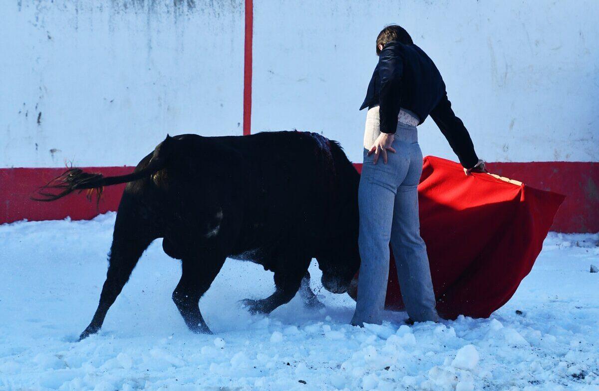 Francisco Montero, un regreso entre la nieve