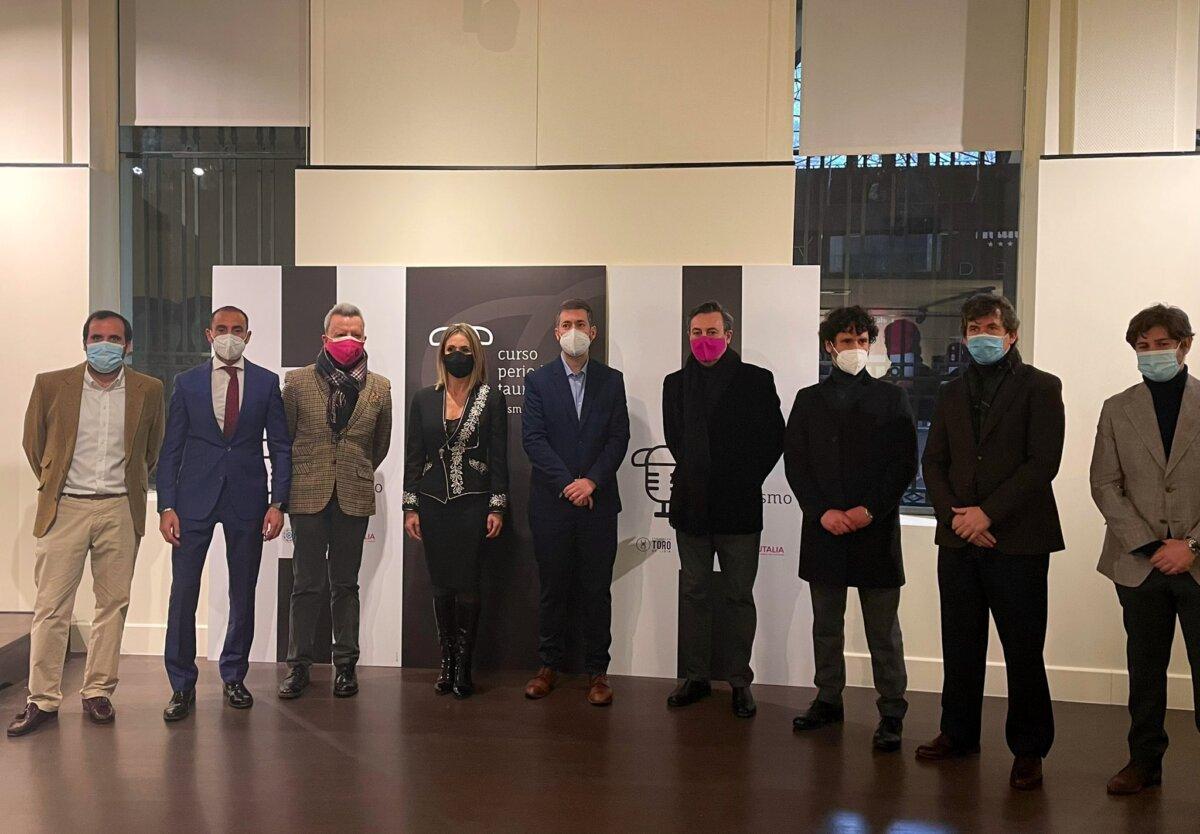 Presentado en Las Ventas el primer Curso de Periodismo y Comunicación Taurina