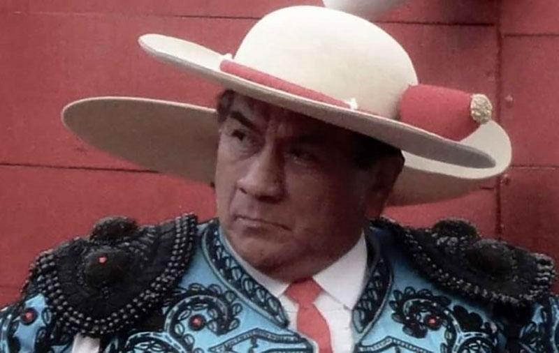 Fallece por Covid-19 el picador mexicano Rodolfo Acosta