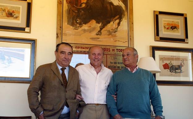 Pepe Moya: la ganadería como cima profesional