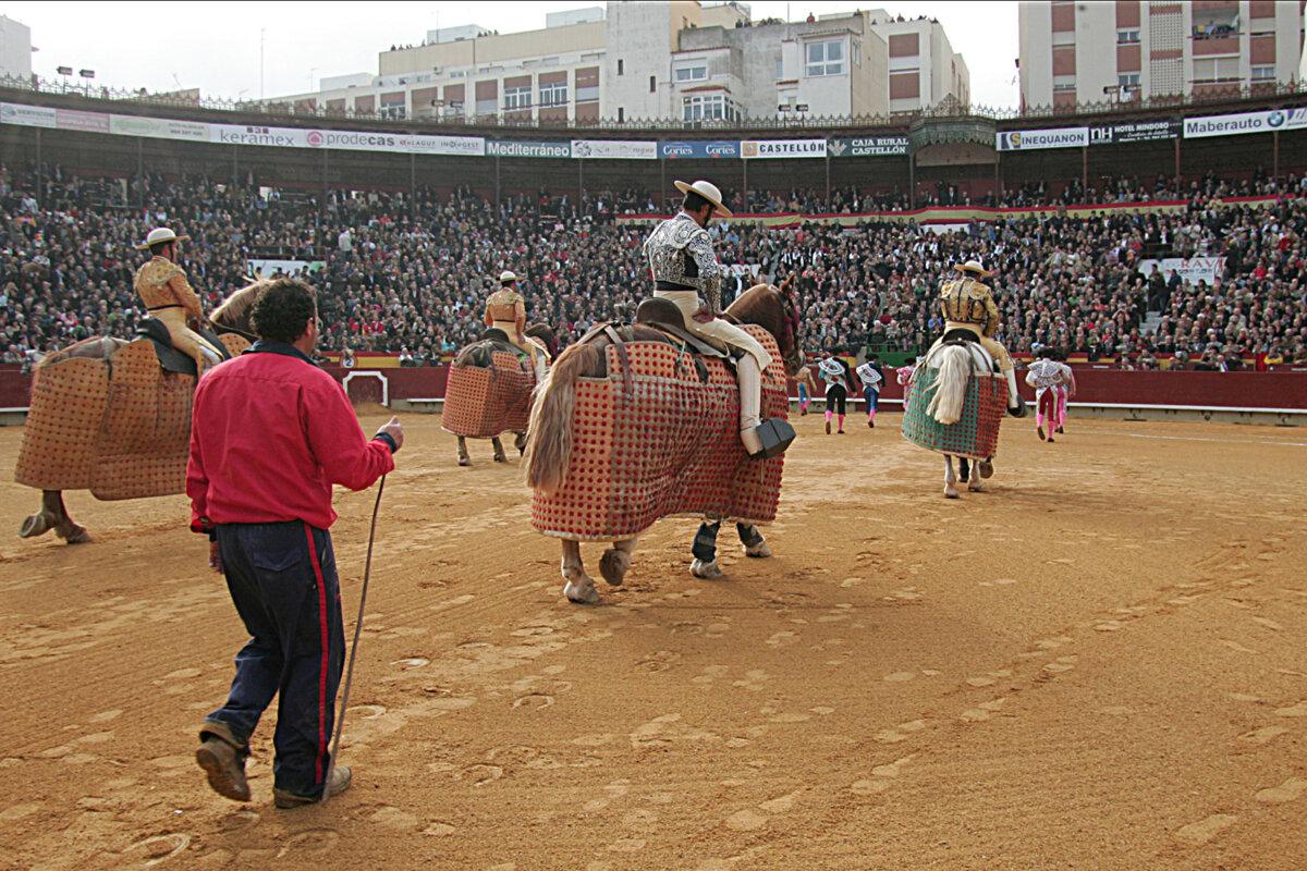A punto el ferión para Castellón