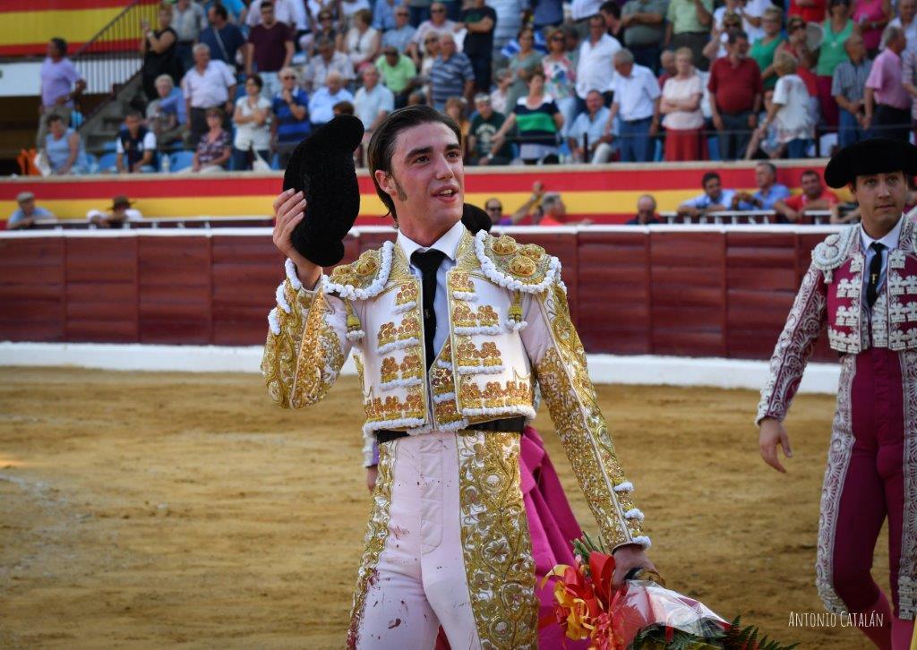 Alejandro Gardel sale de un duro calvario y reaparece en Santisteban