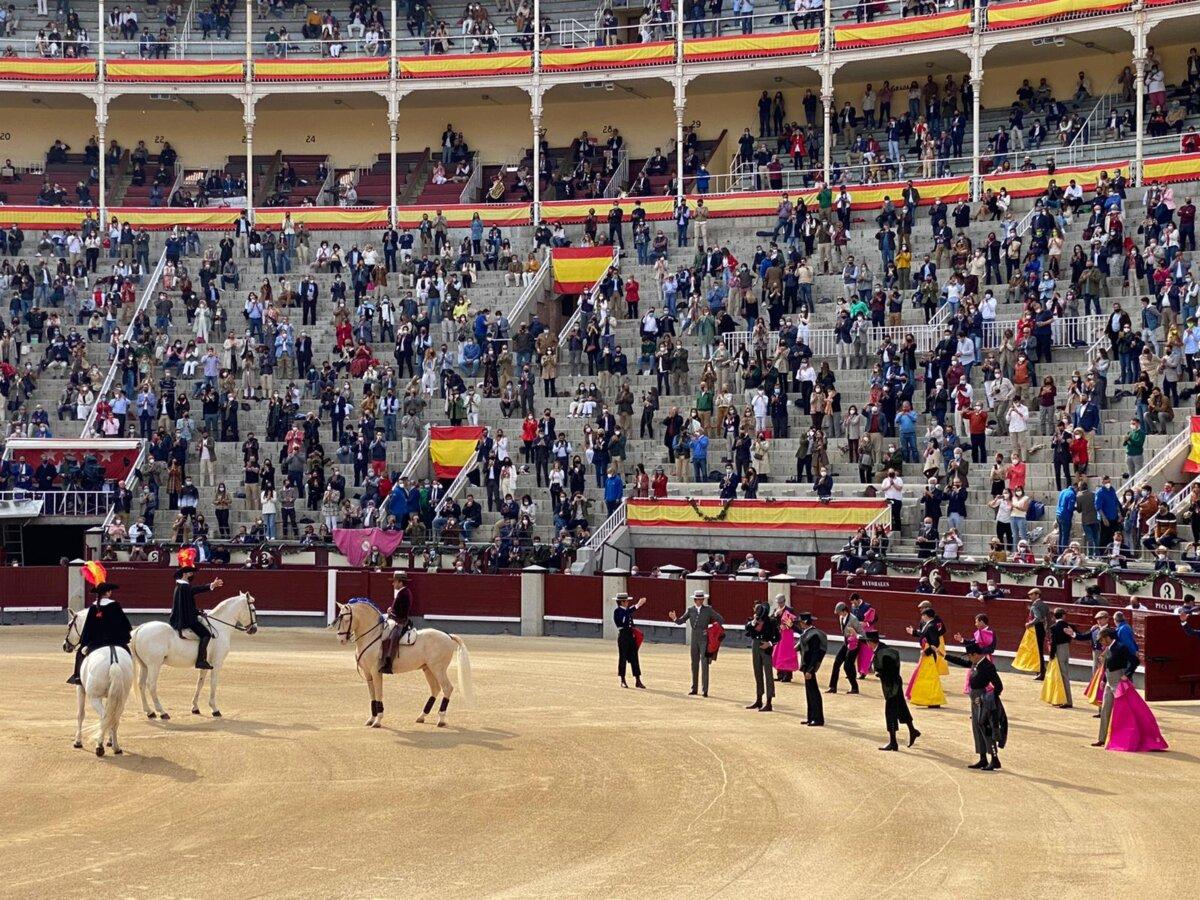 El festival de Las Ventas recaudó 106.000 euros