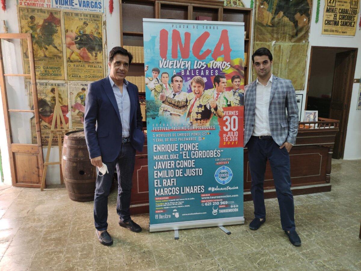 Atractivo festival benéfico el 30 de julio en Inca