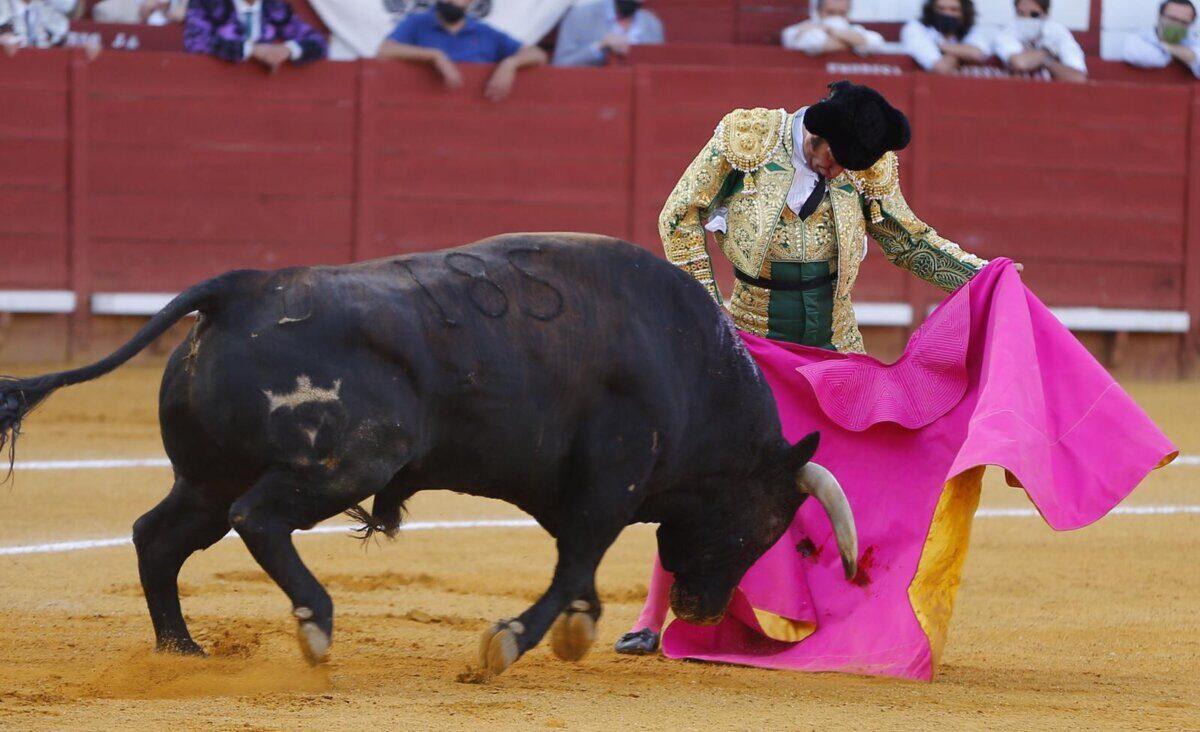 Morante y Manzanares, recital de toreo en Jerez