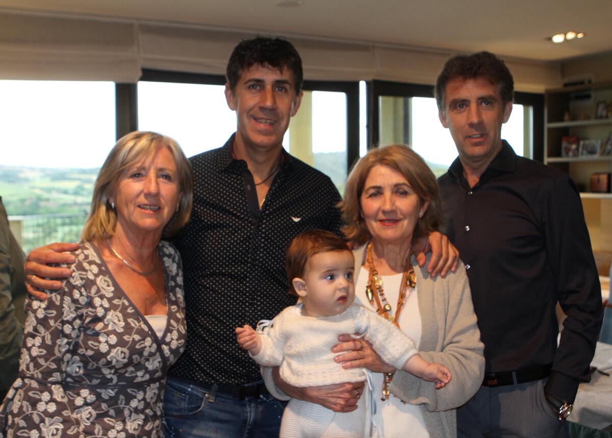 Fallece Juana Hermoso de Mendoza, hermana y tía de Pablo y Guillermo Hermoso de Mendoza