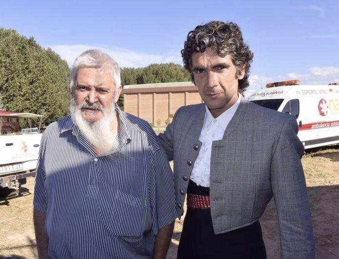 Fallece Vicente Sanz, padre del torero Rubén Sanz