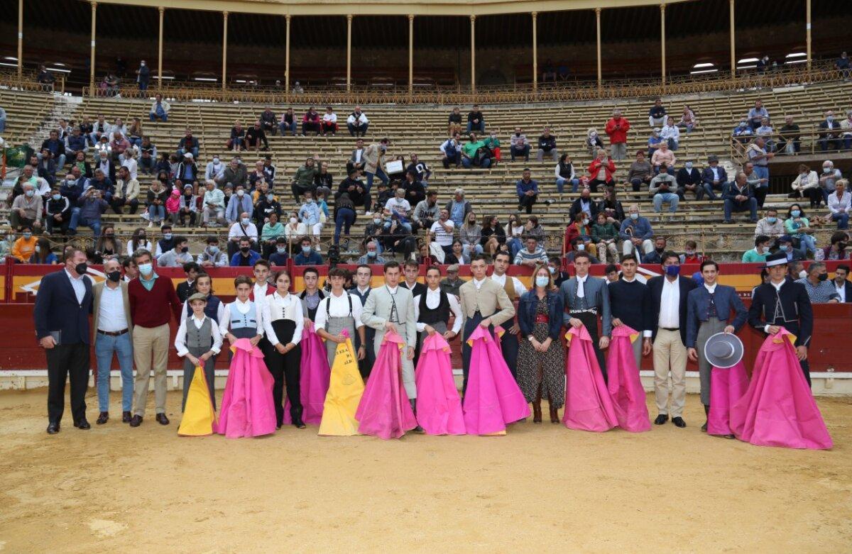 Alcolado, Romero y Angelín, nombres destacados en Alicante