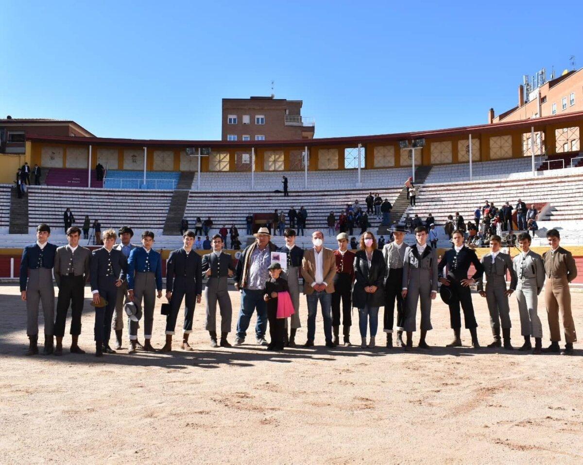 El Ayuntamiento de Guadalajara reanuda su apoyo a la escuela taurina