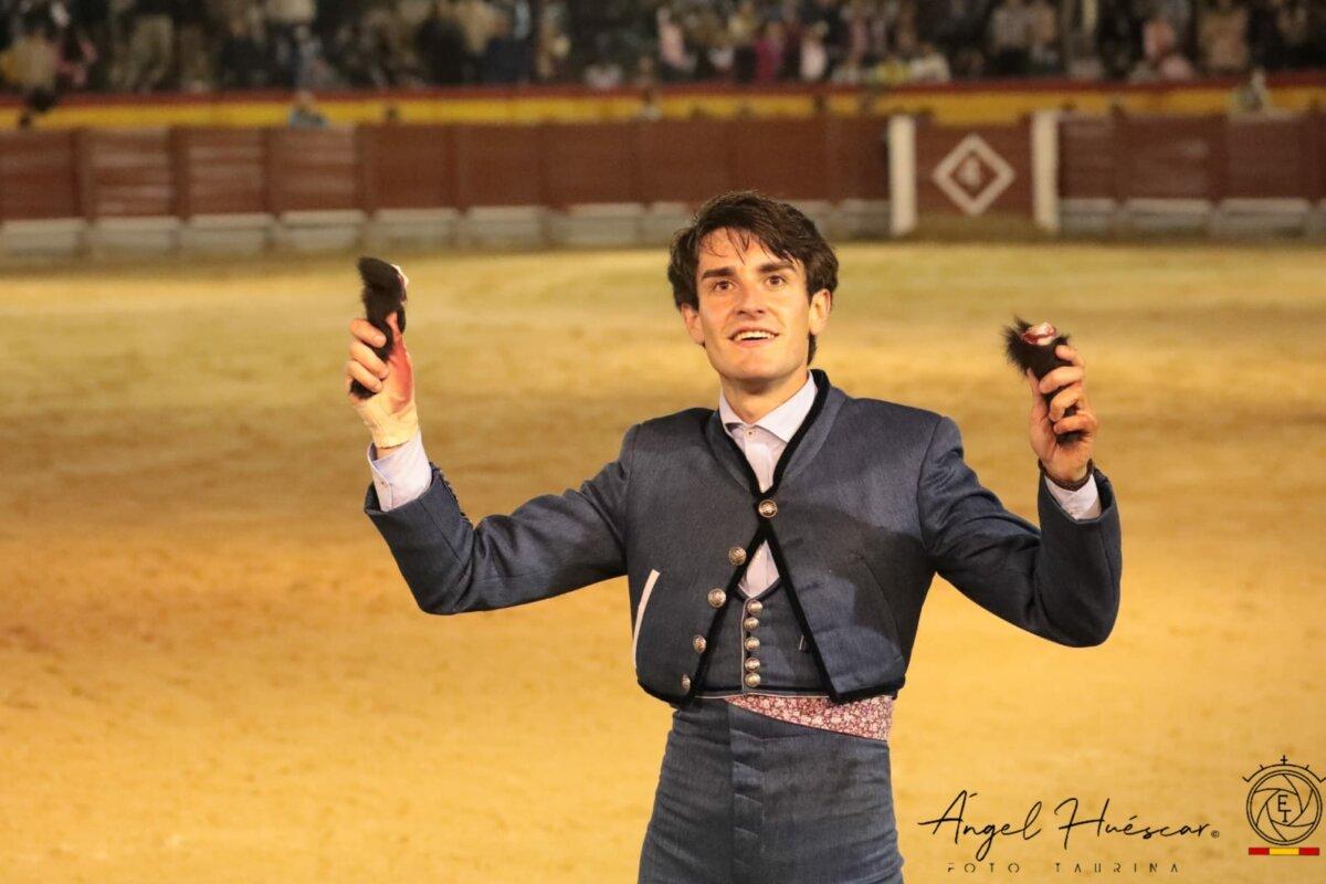 Aitor Fernández destaca en el festival de Chinchón