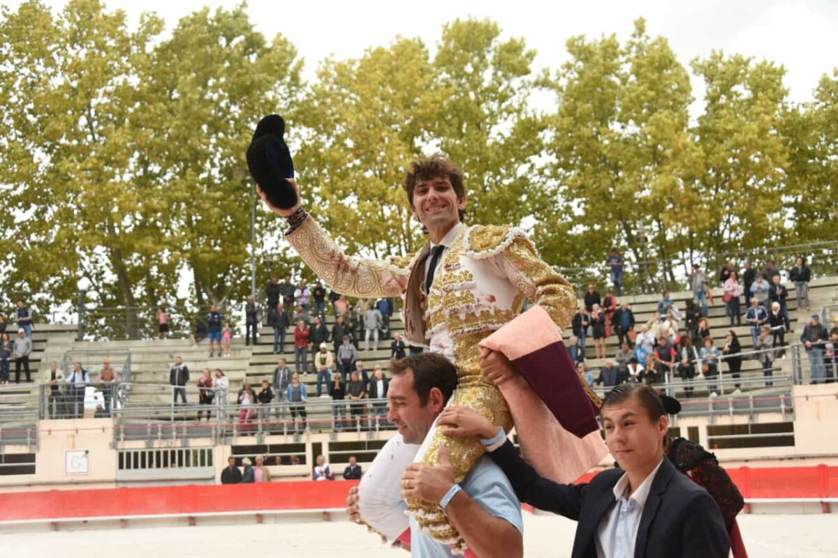 Alberto Lamelas se lleva la matinal de Saint Martin de Crau